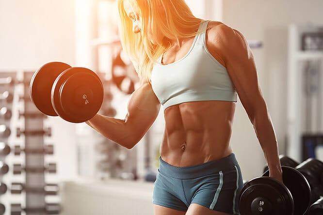 Comment développer rapidement des muscles à la maison?