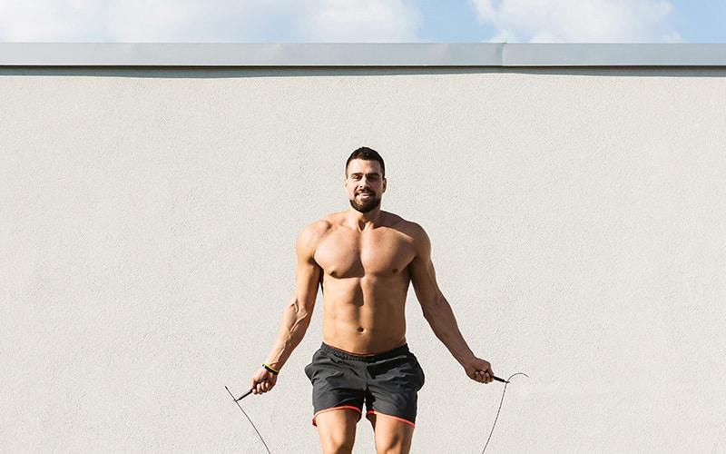 Comment sauter à la corde dans un appartement?