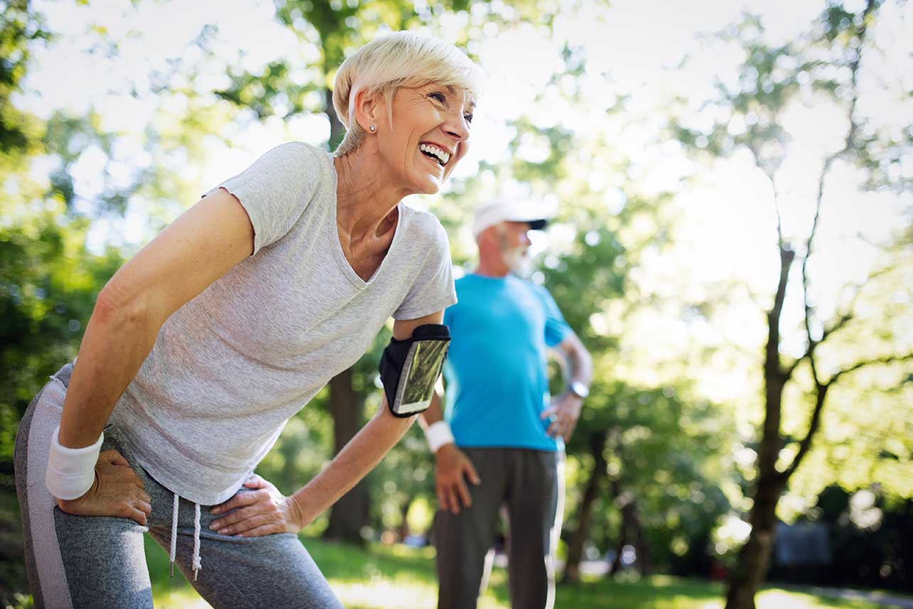 Comment perdre de la graisse du ventre à 50 ans?