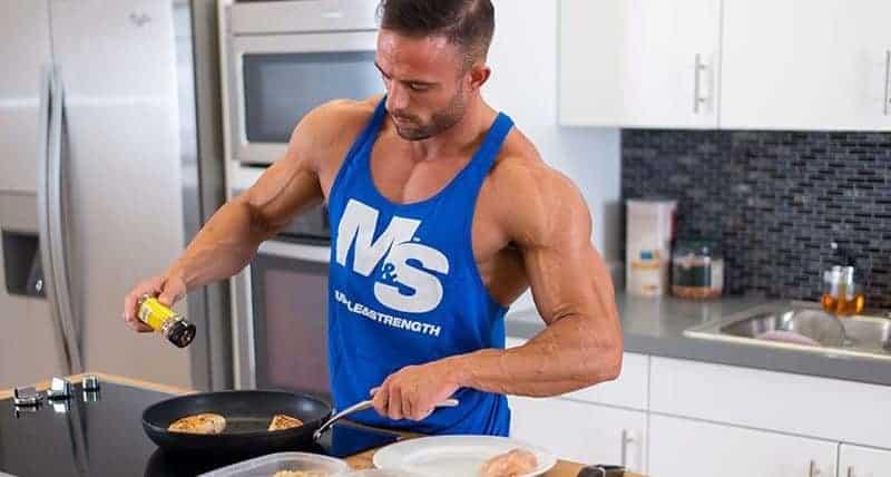 Comment manger pour gagner de la masse musculaire?