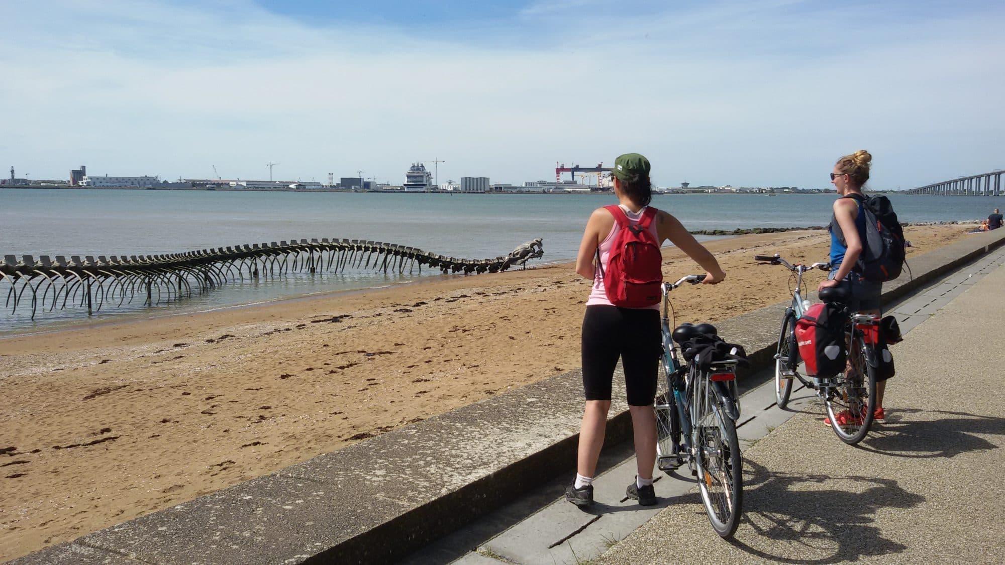 Comment faire du vélo le long de la Loire?