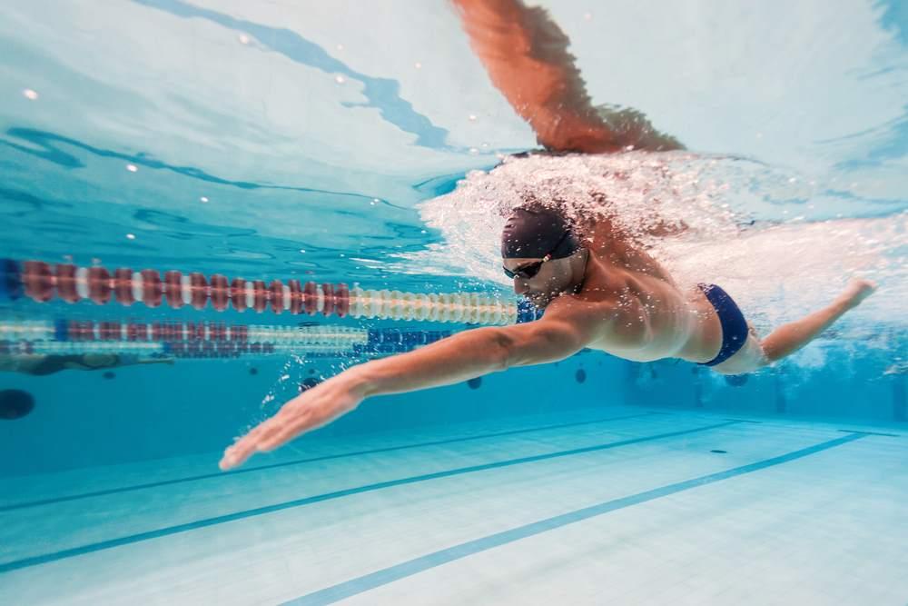 Comment faire une bonne séance de natation?